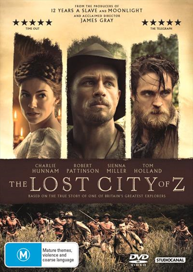 Lost City Of Z, The | DVD