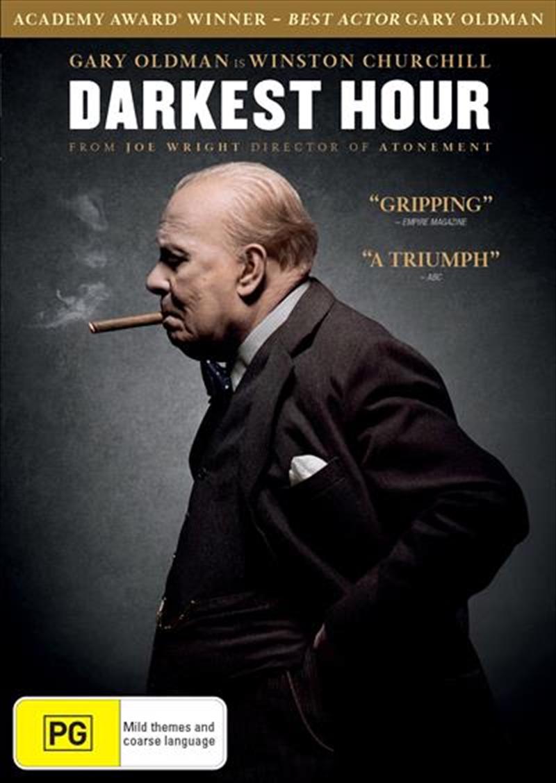 Darkest Hour | DVD