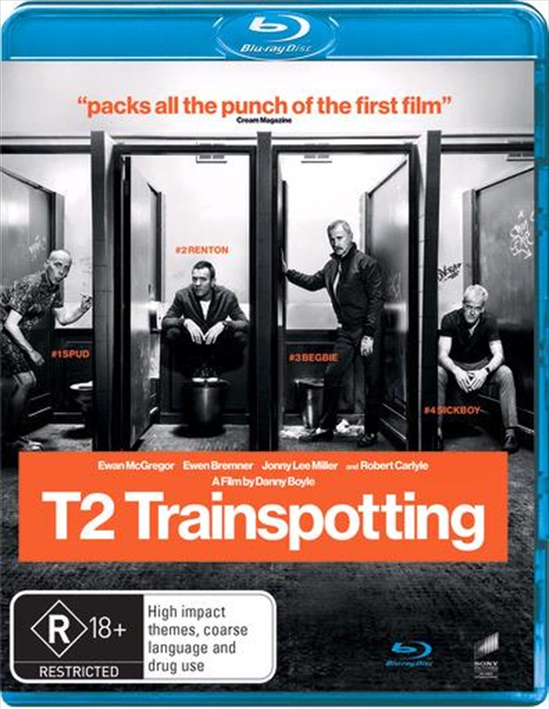 T2 Trainspotting | Blu-ray