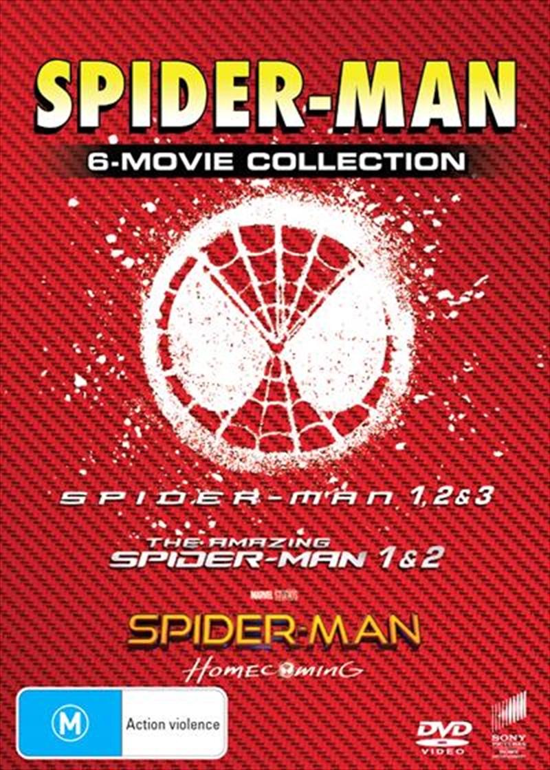 Spider-Man | 6 Pack - Franchise Pack | DVD