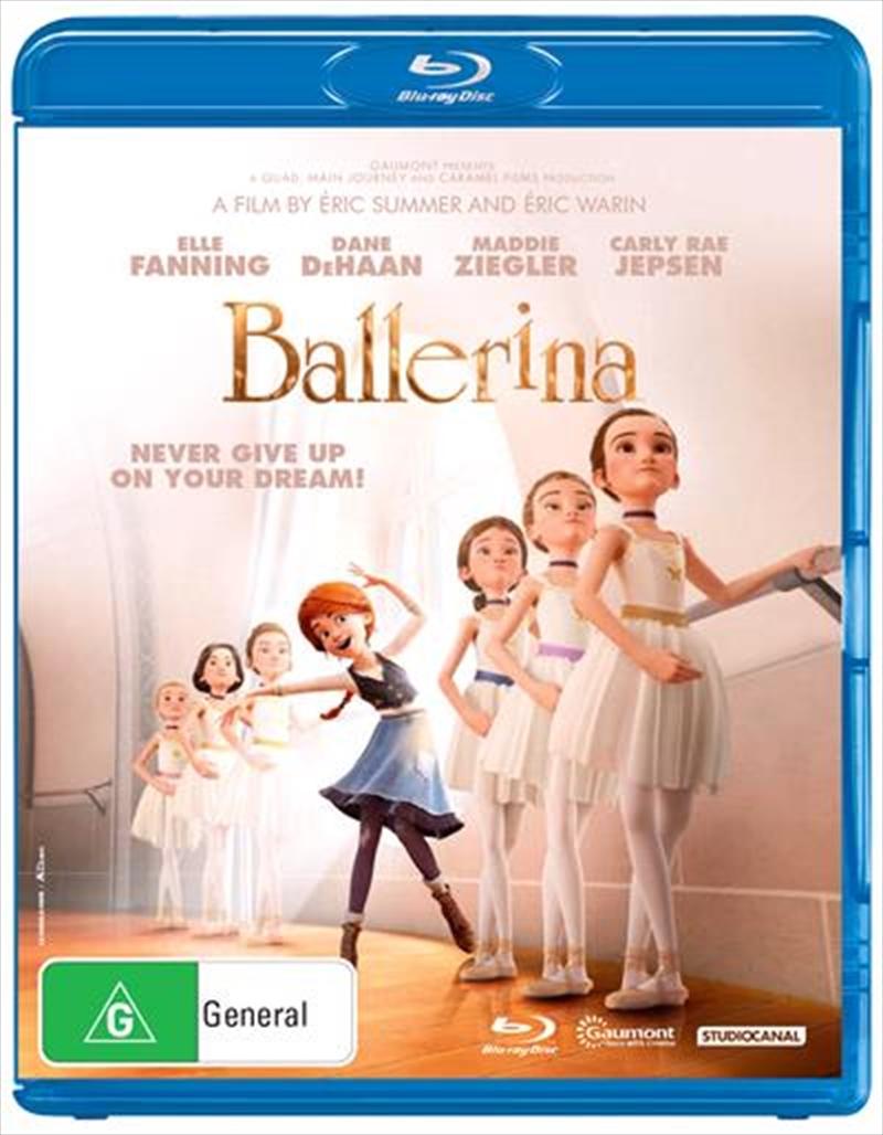 Ballerina | Blu-ray