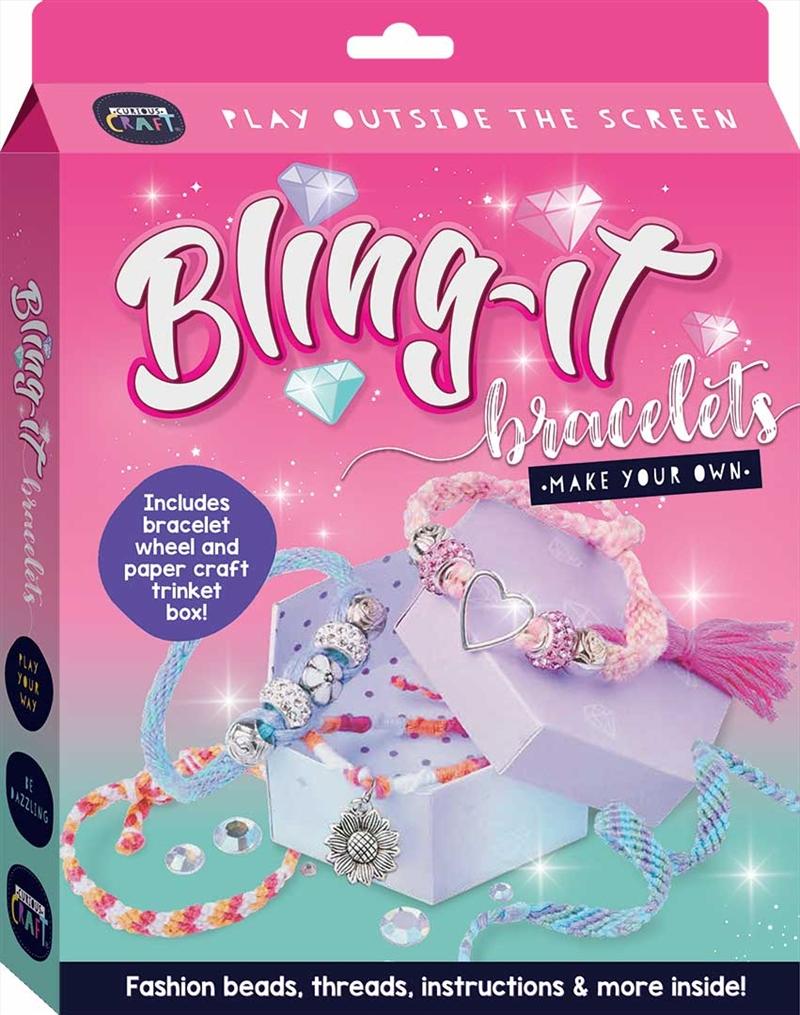 Bling It Bracelets | Merchandise