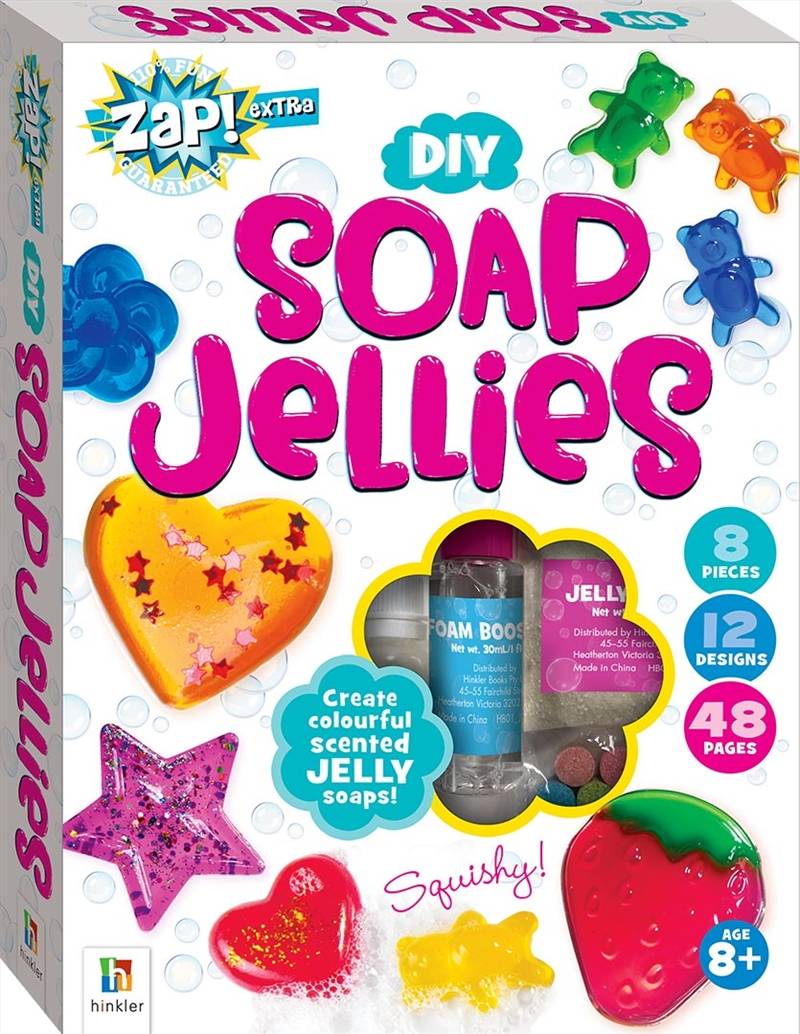 Zap! Extra DIY Soap Jellies | Merchandise