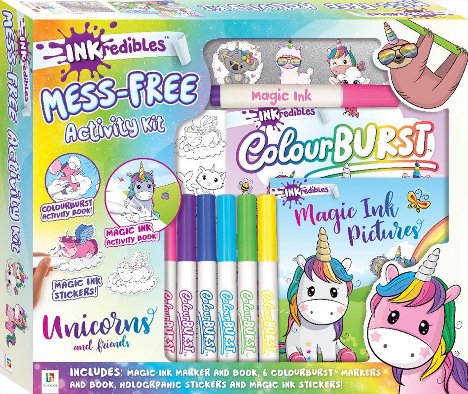 Inkredibles Activity Kit: Unicorns and Friends | Merchandise
