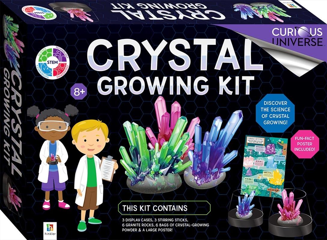 Crystal Growing Kit | Merchandise
