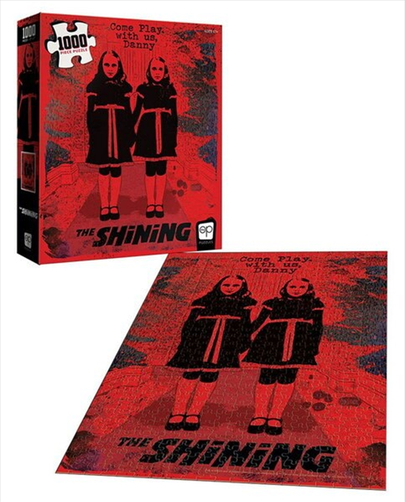 Shining, The Come Play With Us - 1000 Piece Puzzle | Merchandise