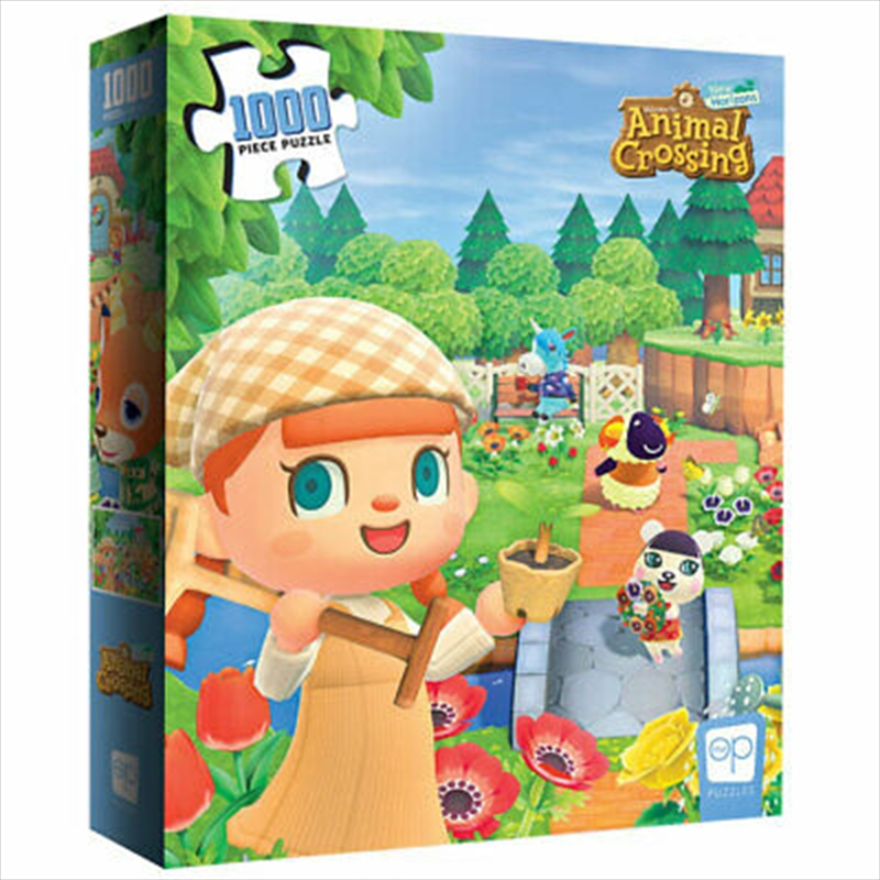 Animal Crossing New Horizons 1000 Piece Puzzle | Merchandise