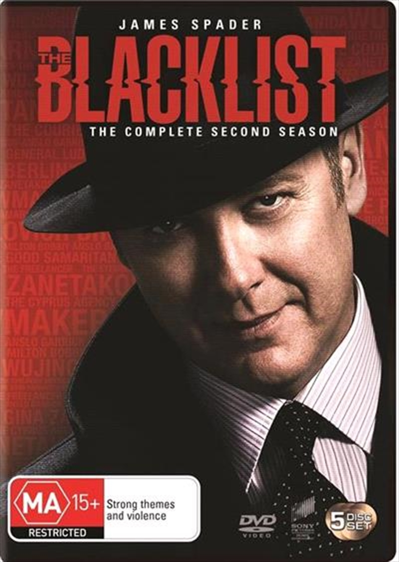 Blacklist - Season 2, The | DVD