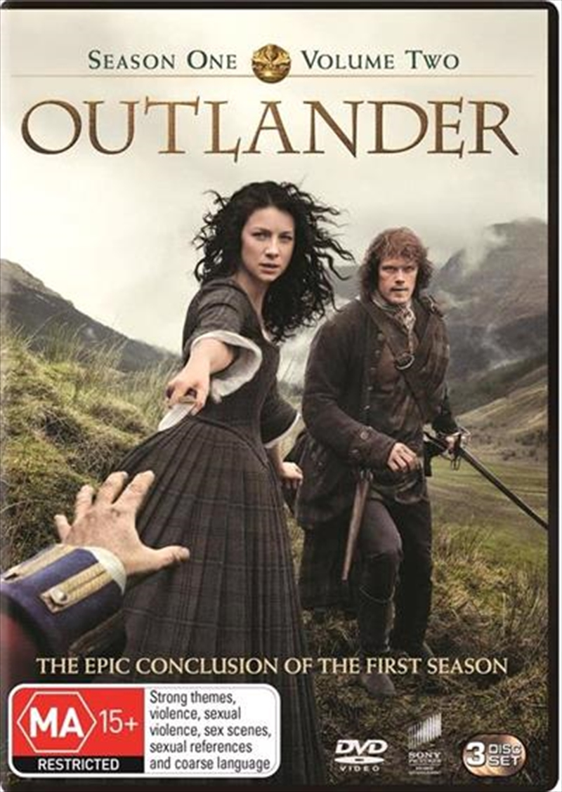 Outlander - Season 1 - Part 2 | DVD