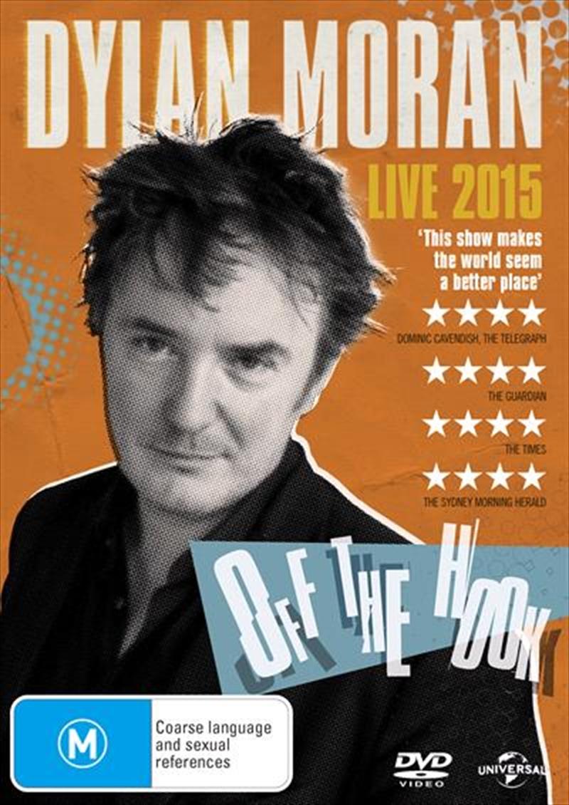 Dylan Moran - Off The Hook | DVD