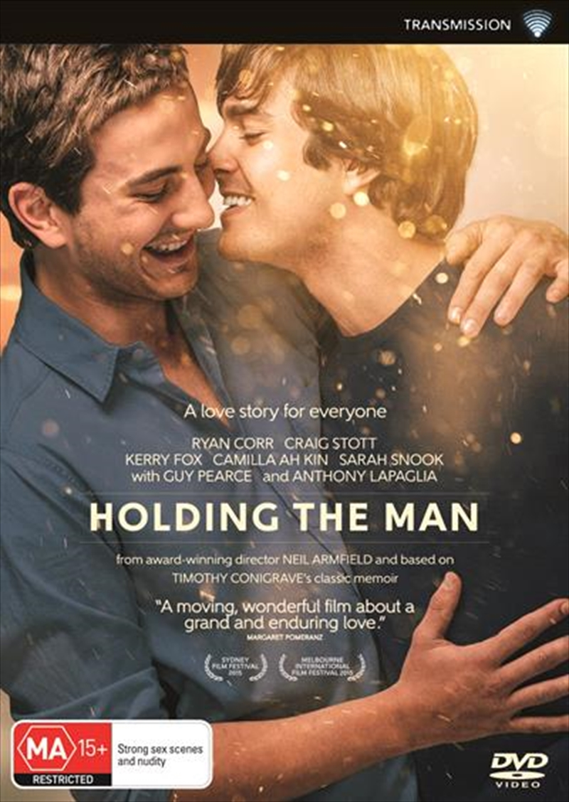 Holding The Man | DVD
