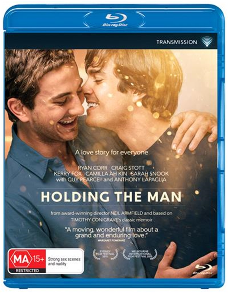 Holding The Man | Blu-ray