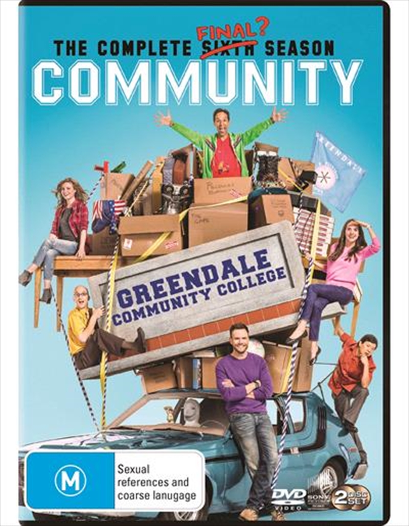 Community - Season 6 | DVD