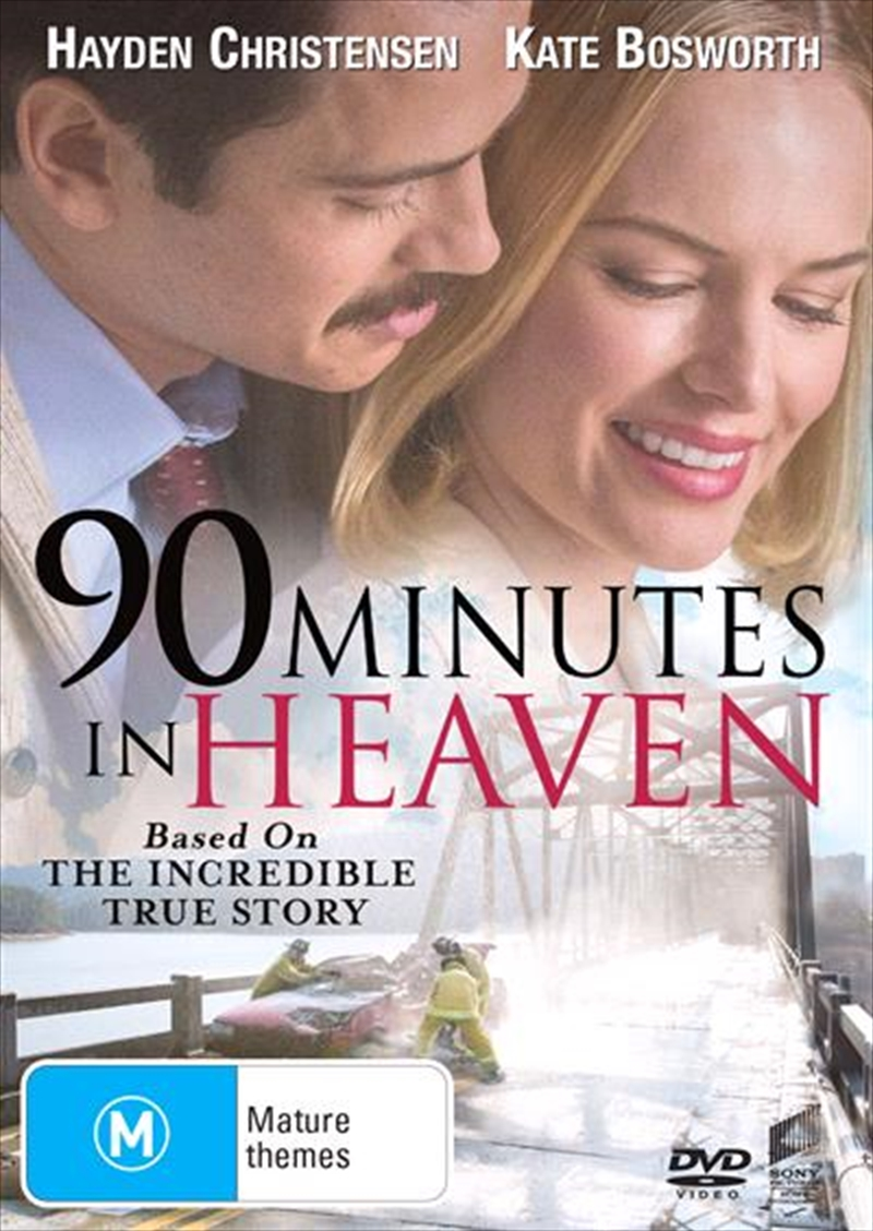 90 Minutes In Heaven | DVD