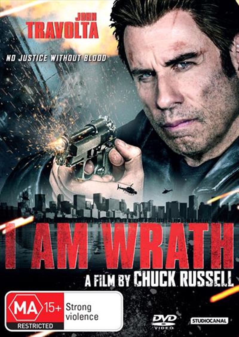 I Am Wrath | DVD