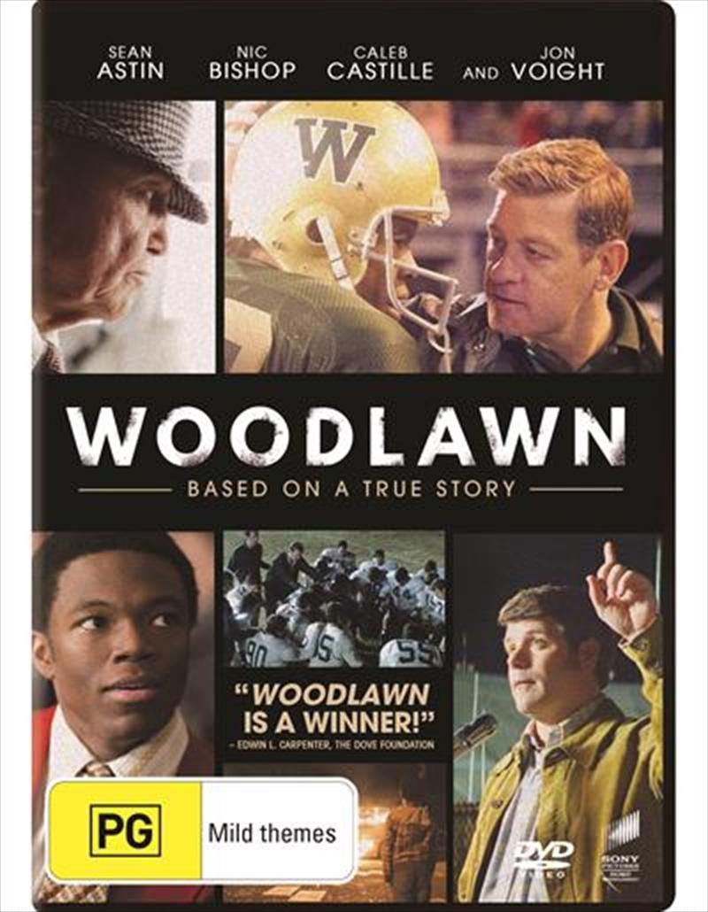 Woodlawn | DVD