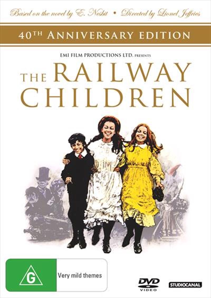 Railway Children - 40th Anniversary Edition, The | DVD