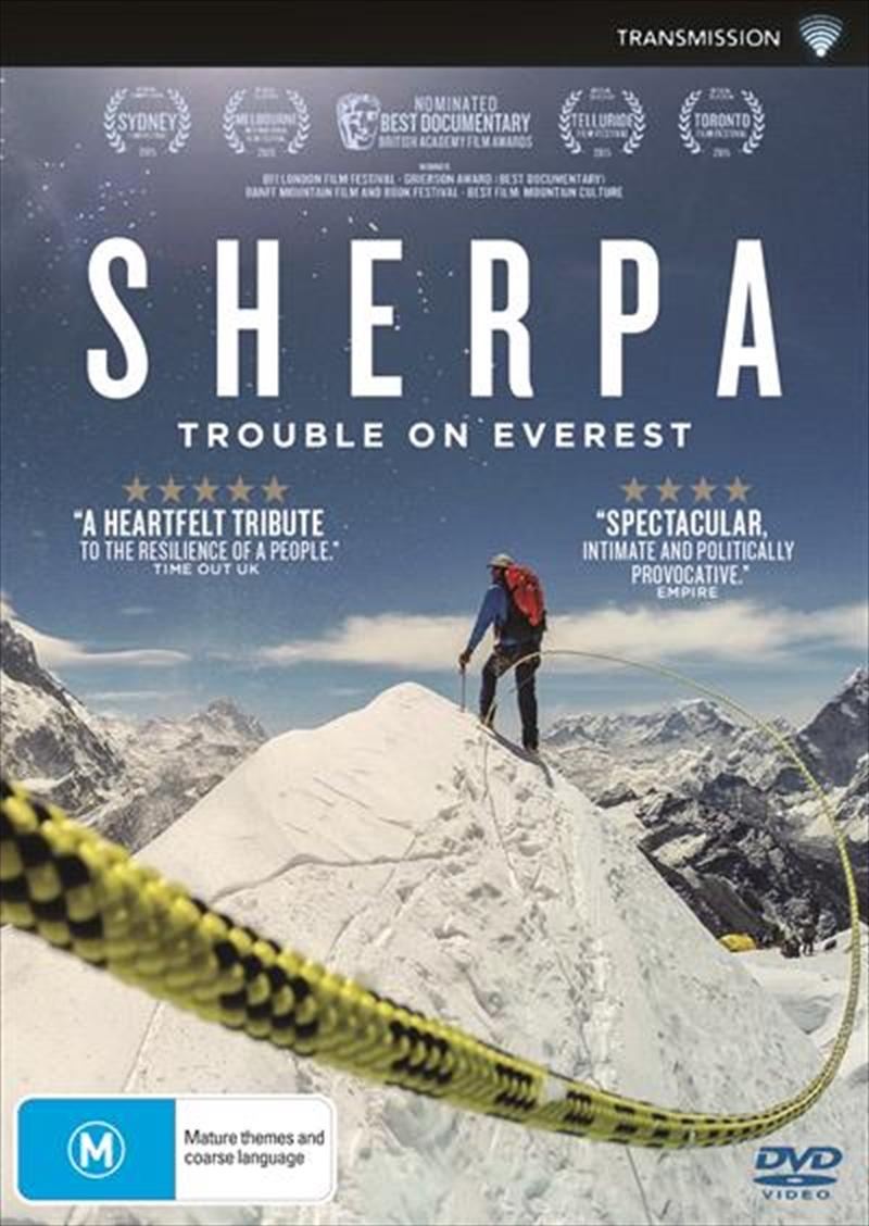 Sherpa | DVD