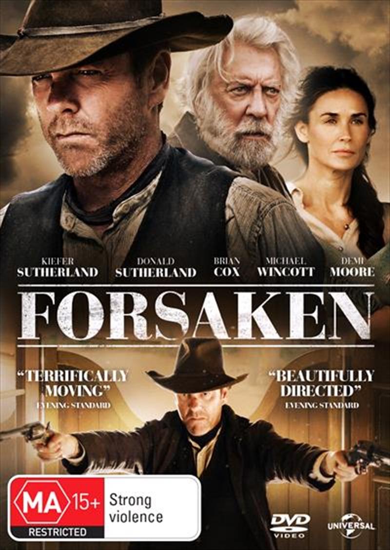 Forsaken | DVD