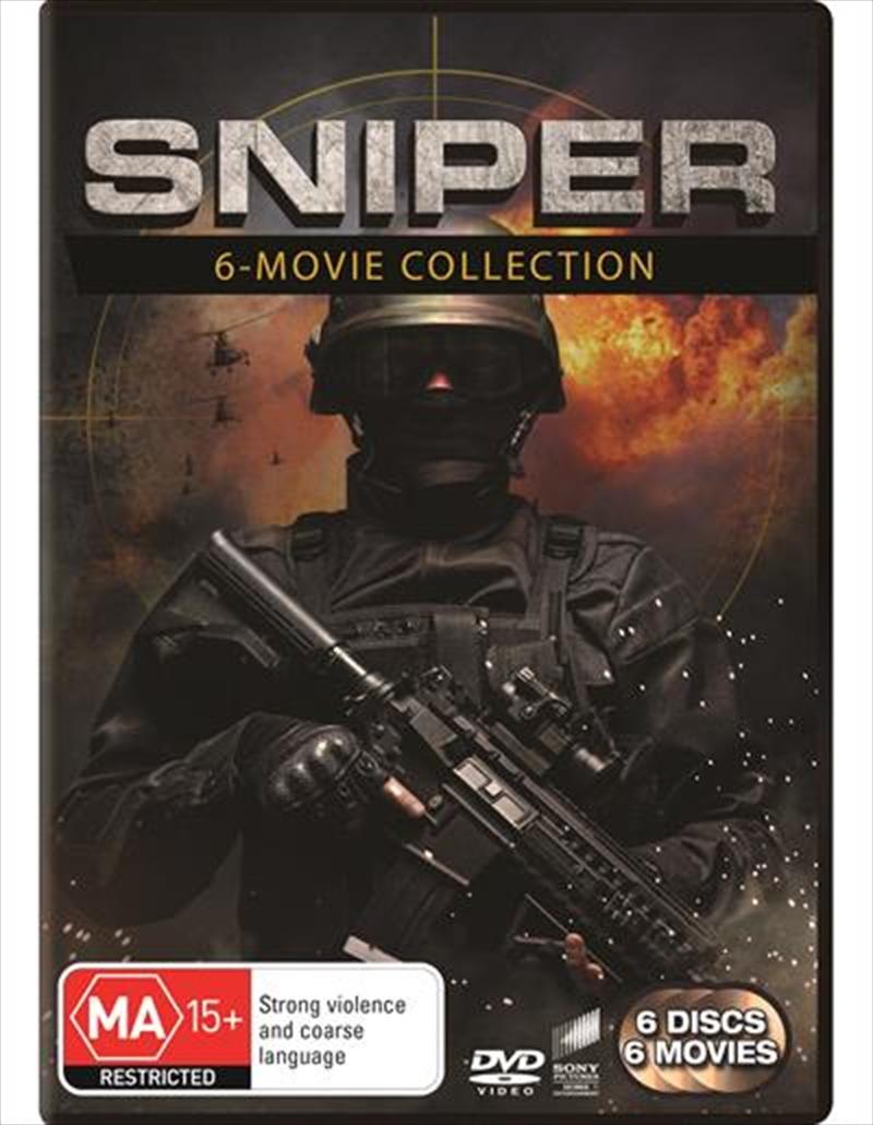 Sniper | 6 Pack | DVD