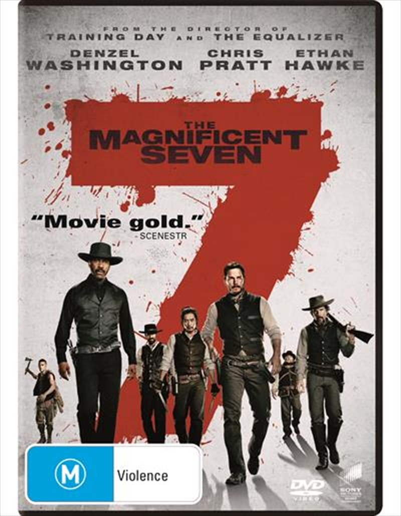 Magnificent Seven, The | DVD