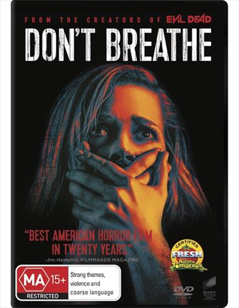 Don't Breathe | DVD