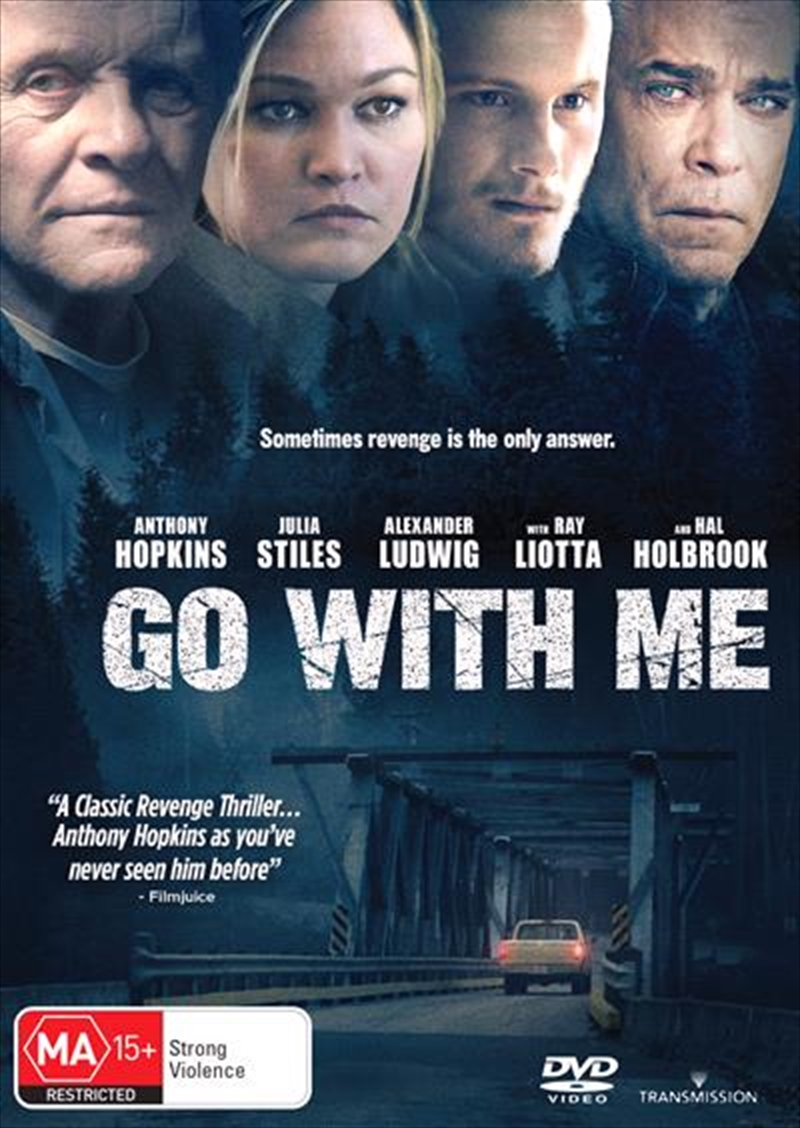 Go With Me | DVD