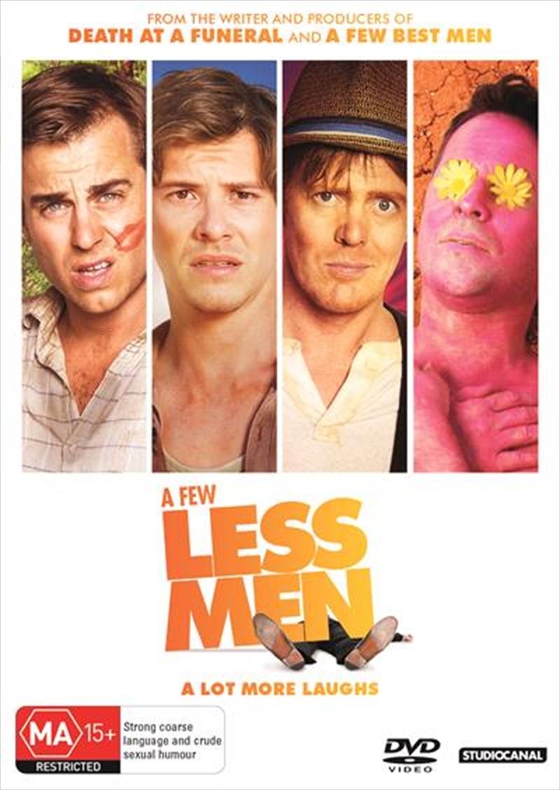 A Few Less Men | DVD