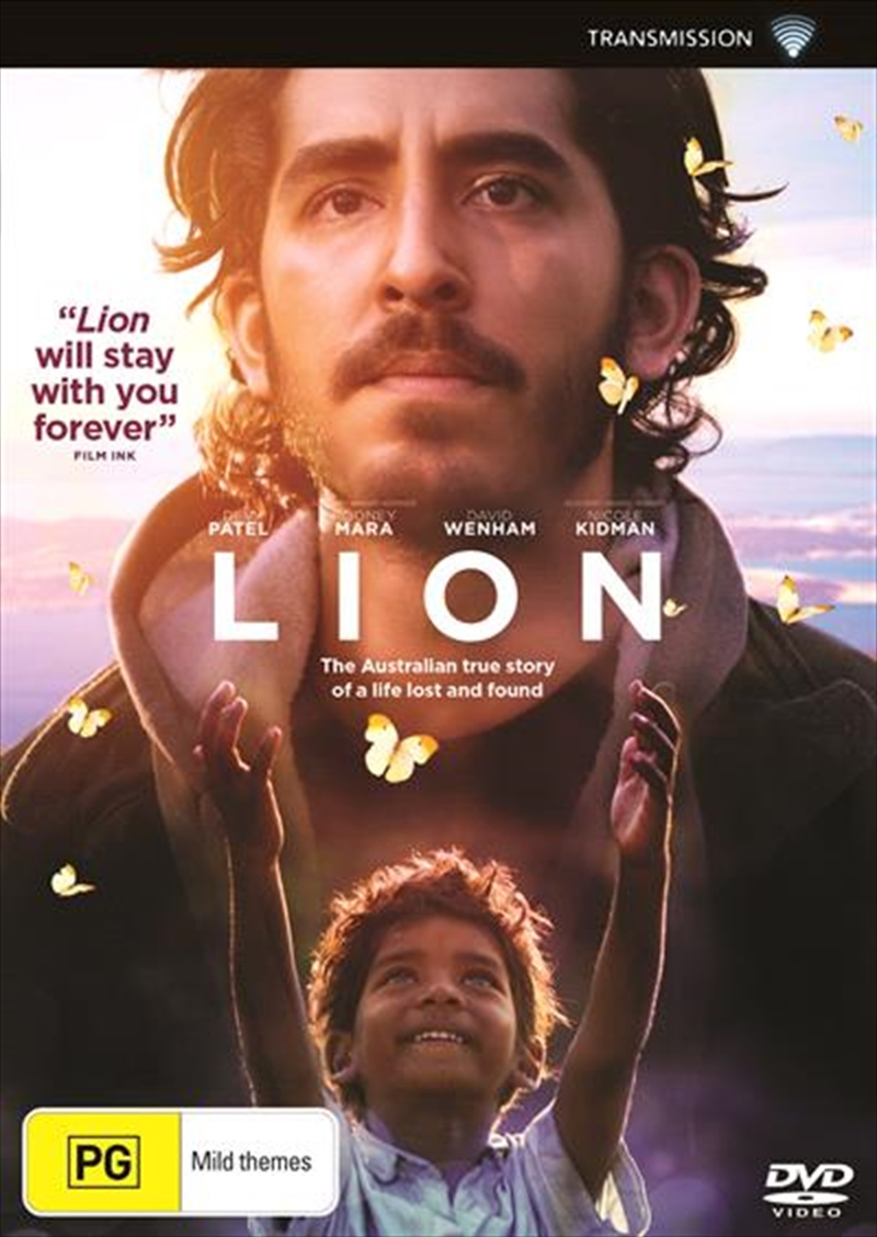 Lion | DVD