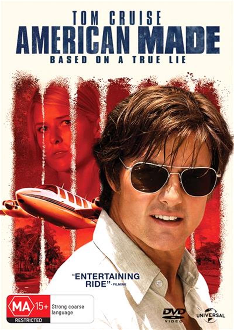 American Made | DVD