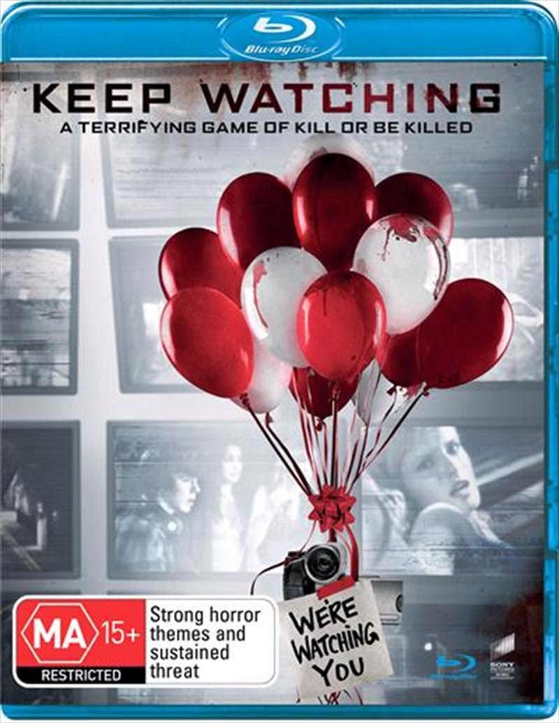 Keep Watching | Blu-ray