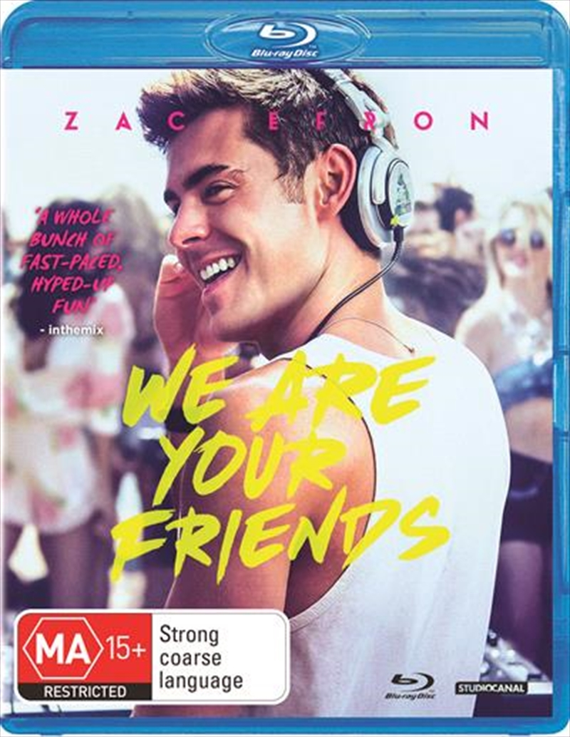 We Are Your Friends | Blu-ray
