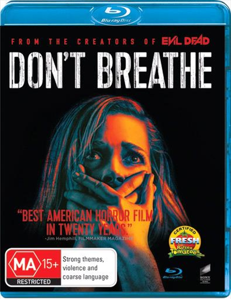 Don't Breathe | Blu-ray