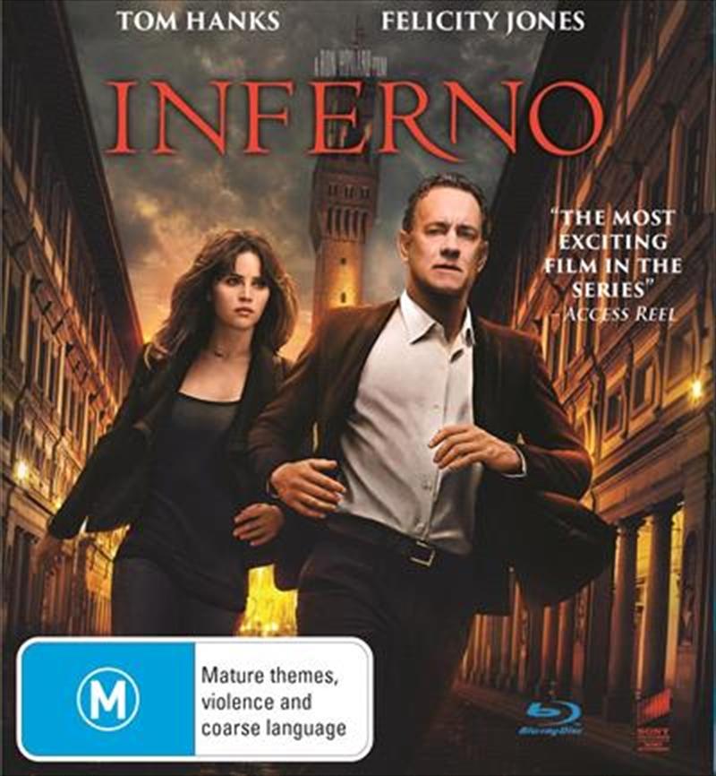 Inferno | Blu-ray