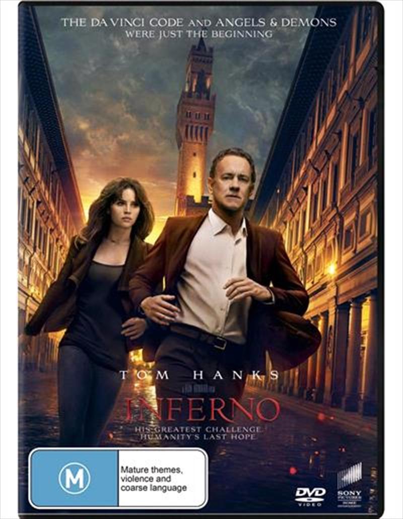 Inferno | DVD