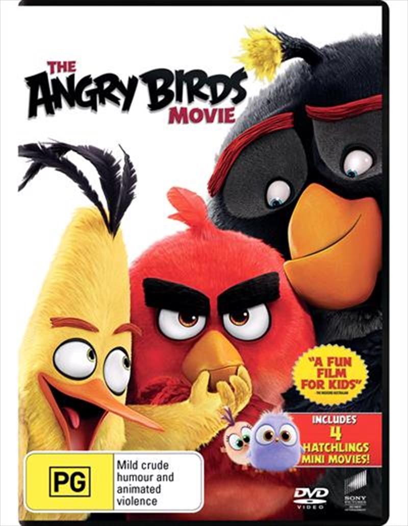 Angry Birds Movie, The | DVD
