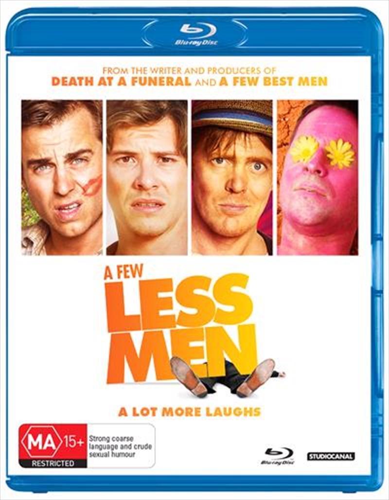 A Few Less Men | Blu-ray