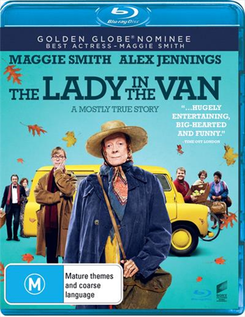 Lady In The Van, The | Blu-ray