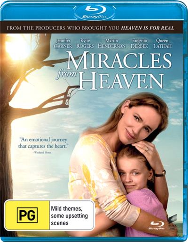 Miracles From Heaven | Blu-ray