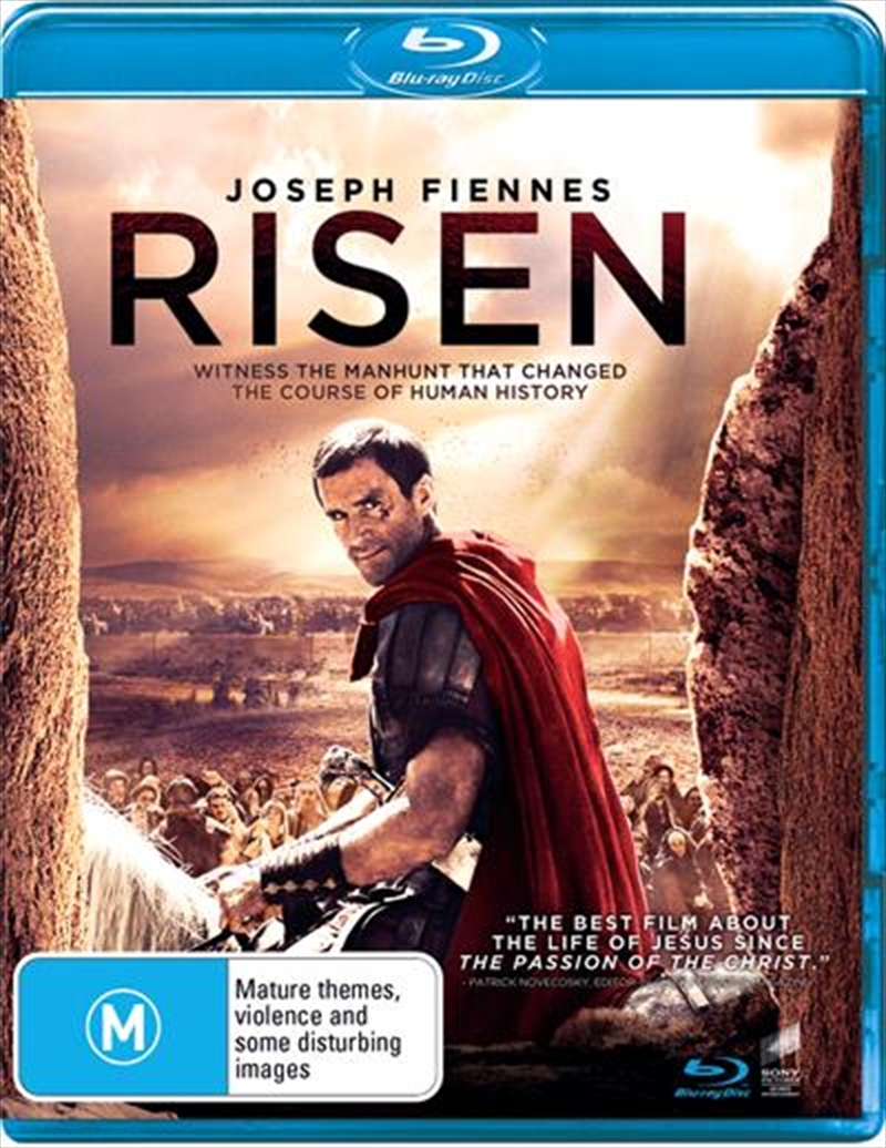 Risen | Blu-ray