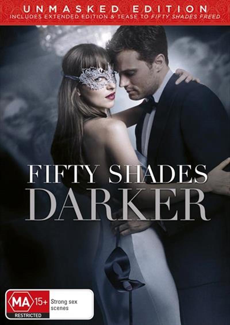 Fifty Shades Darker | DVD