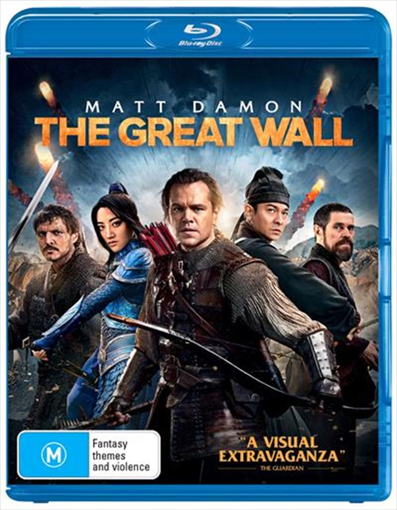 Great Wall, The | Blu-ray