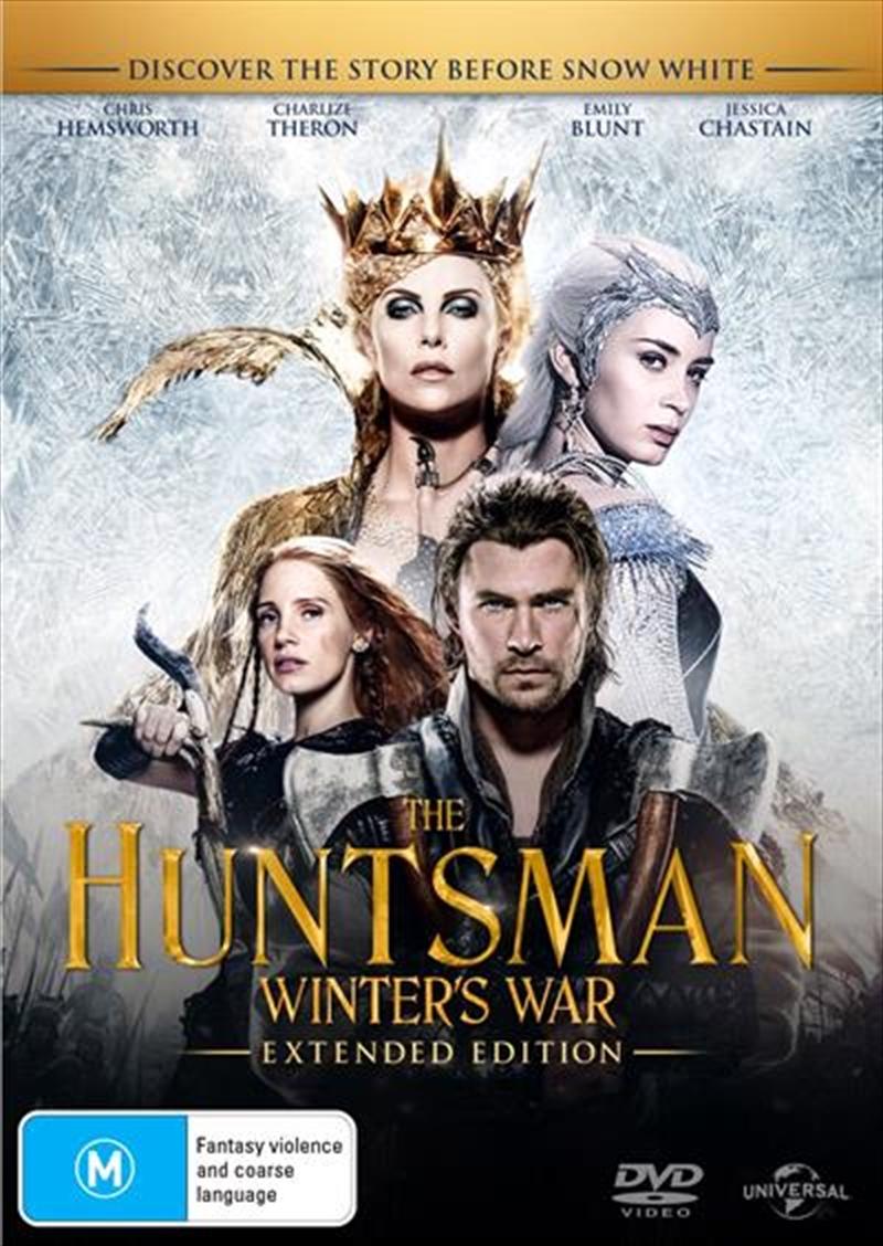 Huntsman - Winter's War, The | DVD