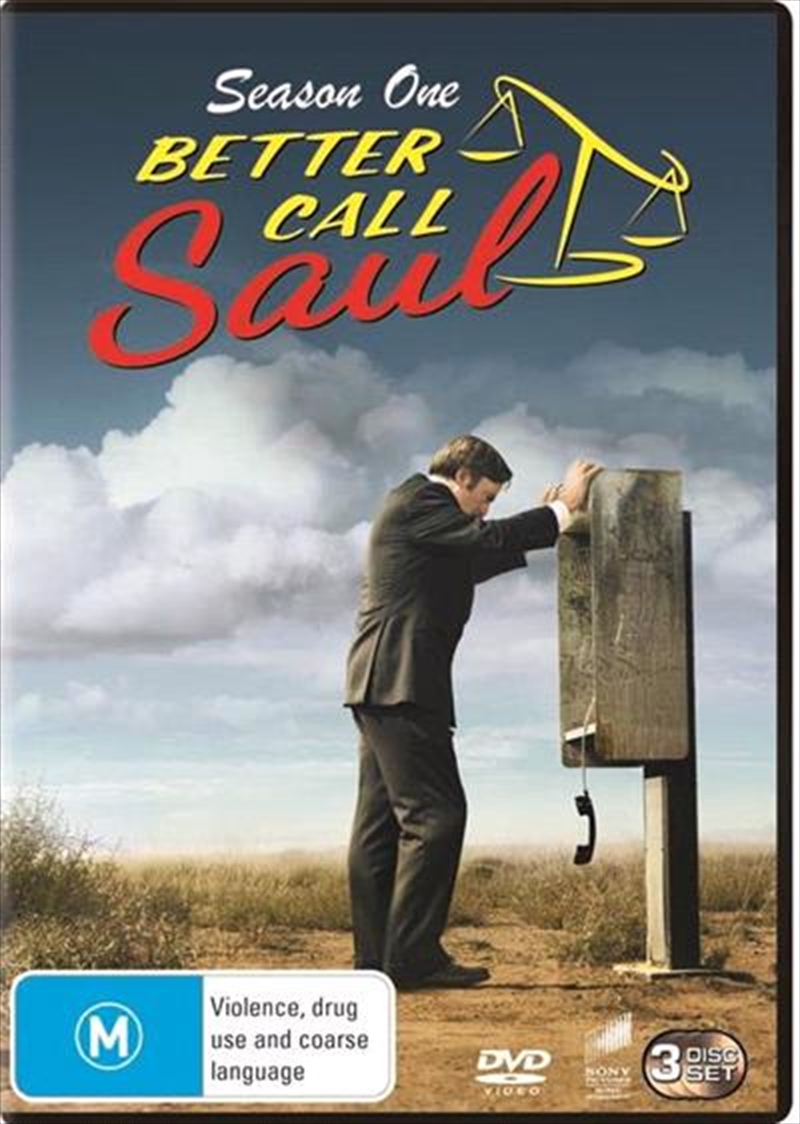 Better Call Saul - Season 1 | DVD
