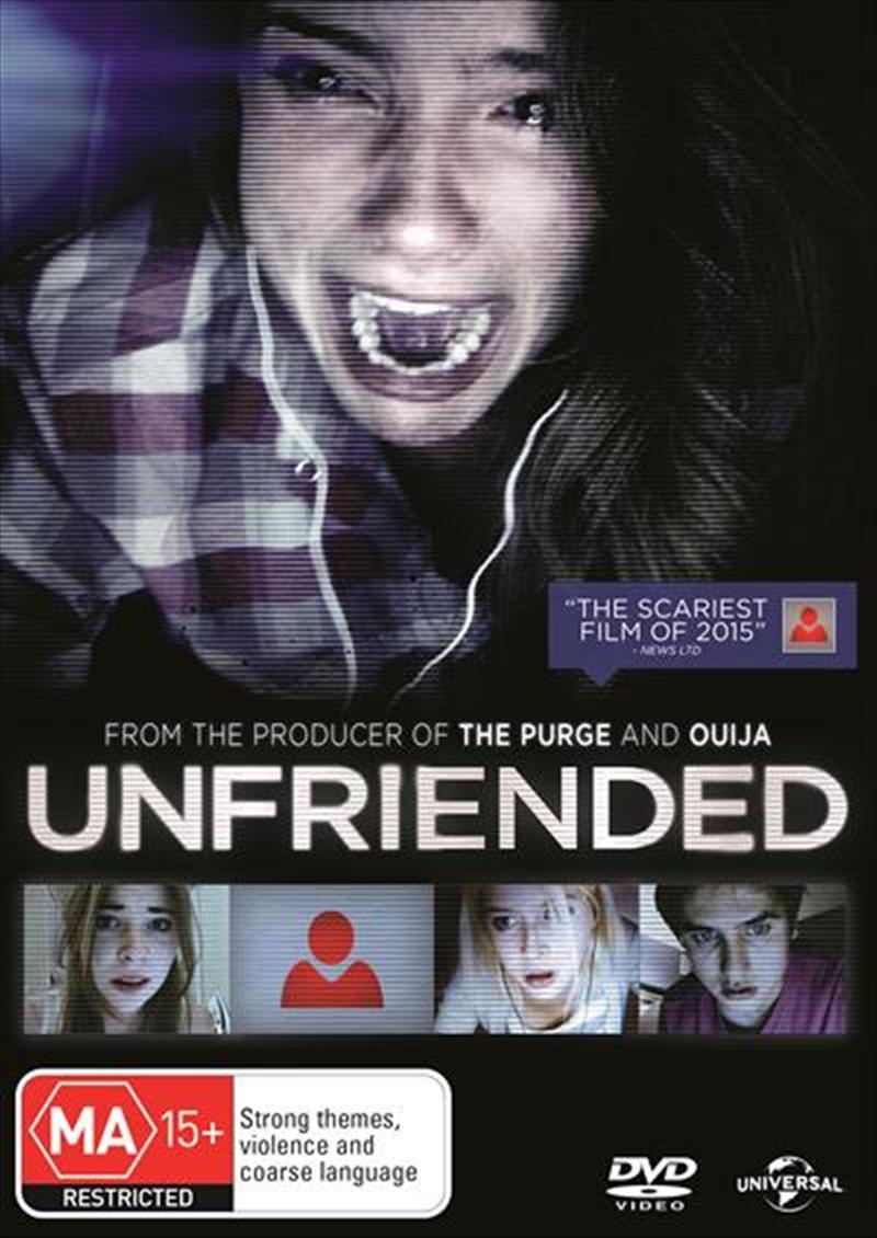 Unfriended | DVD