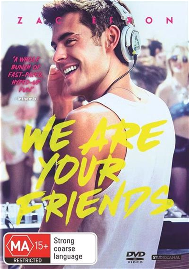 We Are Your Friends | DVD