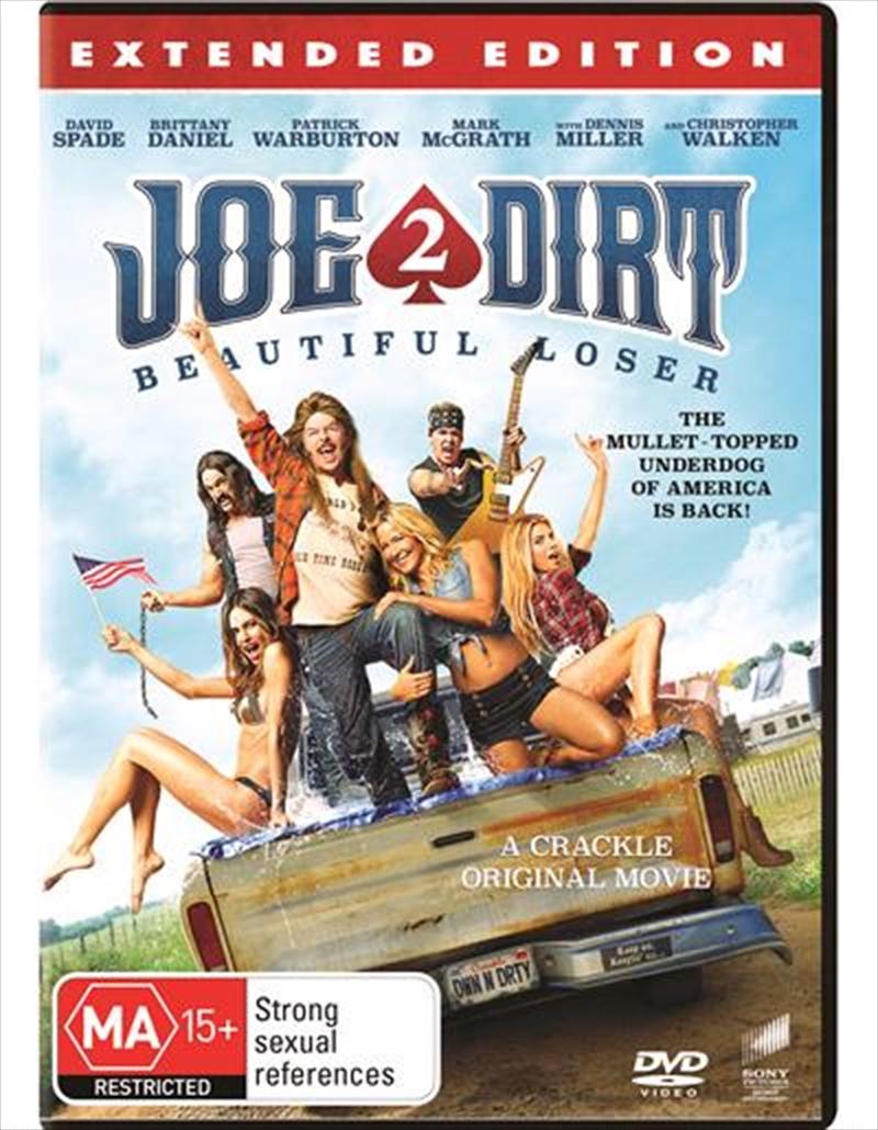 Joe Dirt 2 - Beautiful Loser | DVD