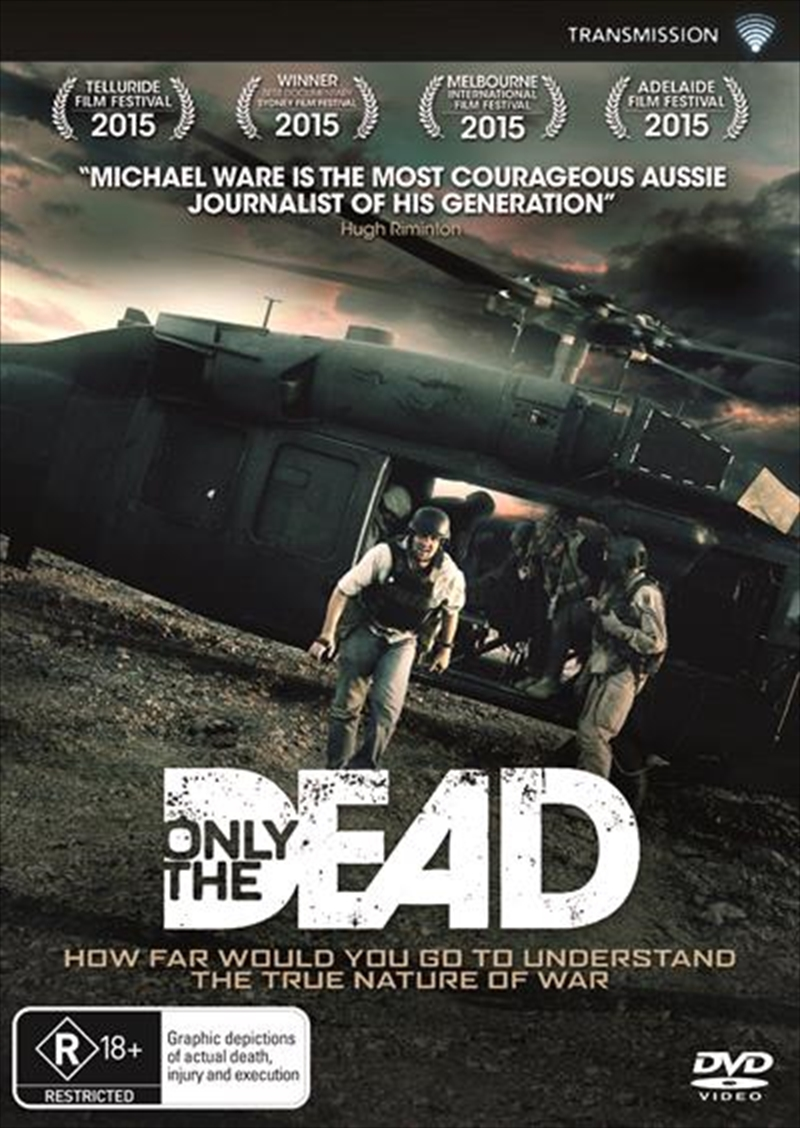 Only The Dead | DVD