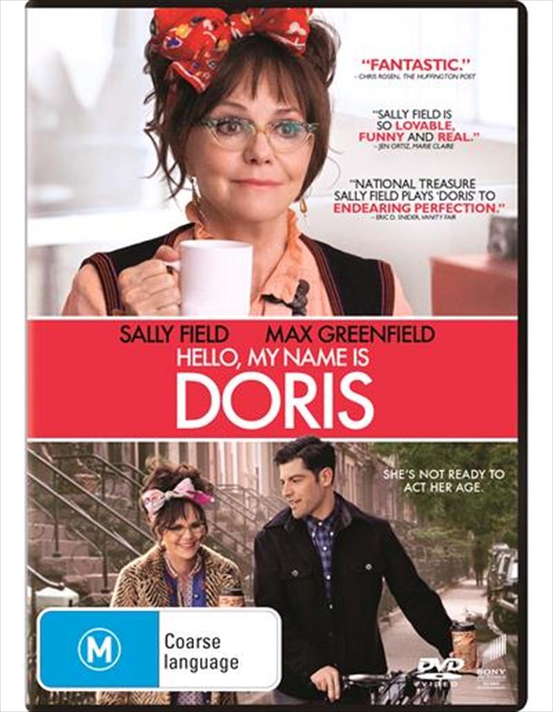 Hello, My Name Is Doris | DVD