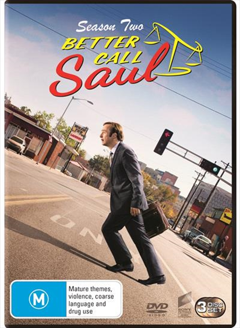 Better Call Saul - Season 2 | DVD